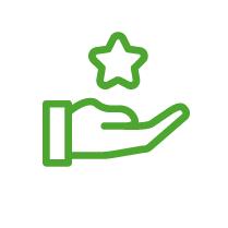 Agirent icone main